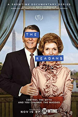 Where to stream The Reagans