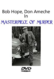 A Masterpiece of Murder Poster
