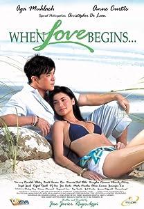 Movie trailer downloads itunes When Love Begins... Philippines [FullHD]