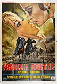 Fräulein Doktor (1969) Poster - Movie Forum, Cast, Reviews