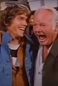 Alan Hale Jr. and Russell Wiggins in O'Hara United States Treasury (1971)