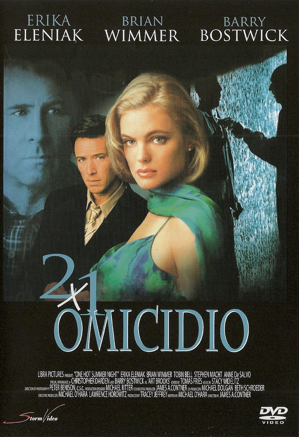One Hot Summer Night Tv Movie 1998 Imdb