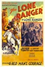 The Lone Ranger (1938) Poster