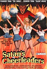 Satan's Cheerleaders Poster