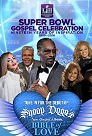 19th Super Bowl Gospel Celebration Poster