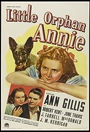 Little Orphan Annie Poster