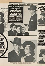 A Desperate Chance for Ellery Queen Poster
