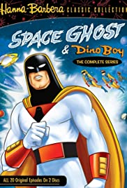 Space Ghost Poster - TV Show Forum, Cast, Reviews