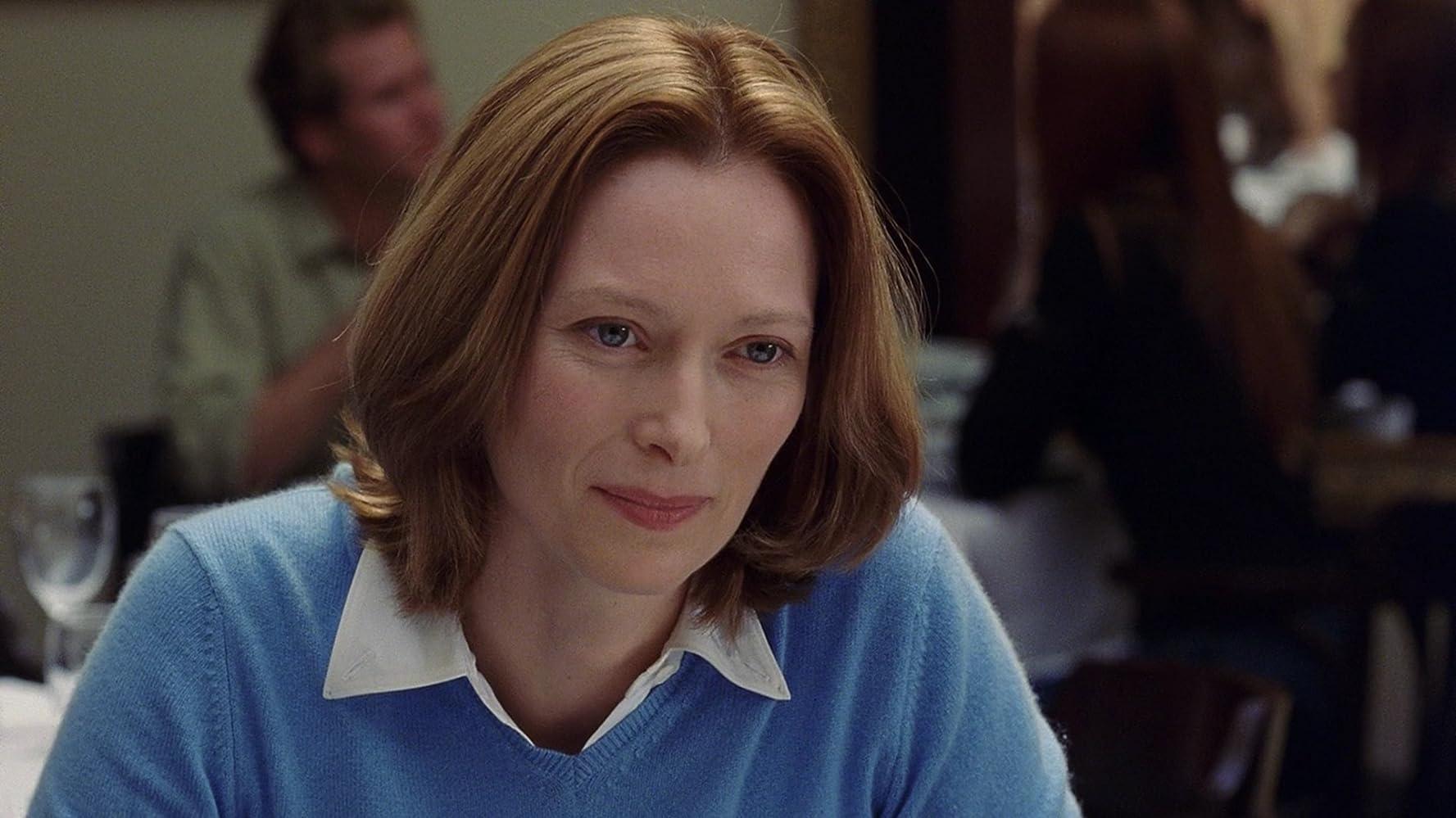 Tilda Swinton in Adaptation. (2002)