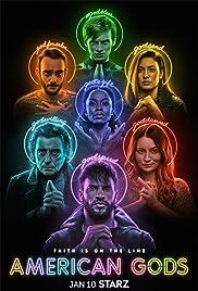 American Gods Poster