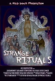 Strange Rituals Poster