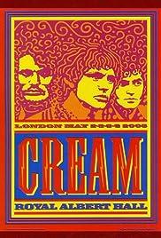 Cream: Royal Albert Hall, London May 2-3-5-6 2005 Poster