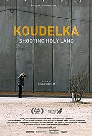 Koudelka Shooting Holy Land Poster