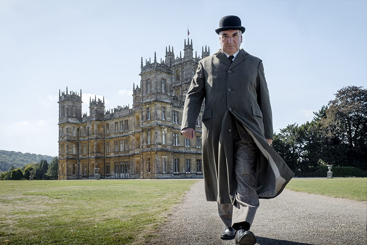 Jim Carter in Downton Abbey (2019)