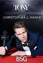 Tony Awards Red Carpet Coverage