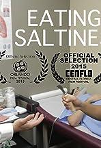 Eating Saltines