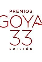Premios Goya 33 edición