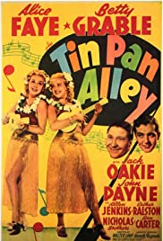 Tin Pan Alley Poster