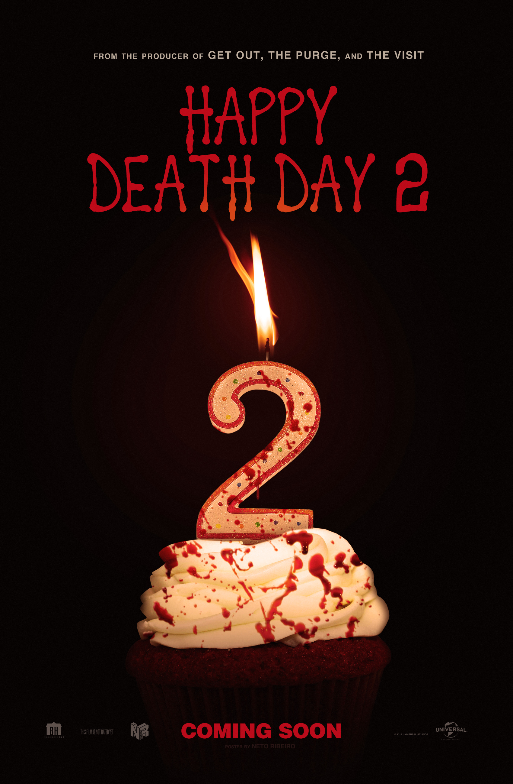 Image result for universal pictures happy death day 2u