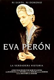 Eva Peron: The True Story Poster