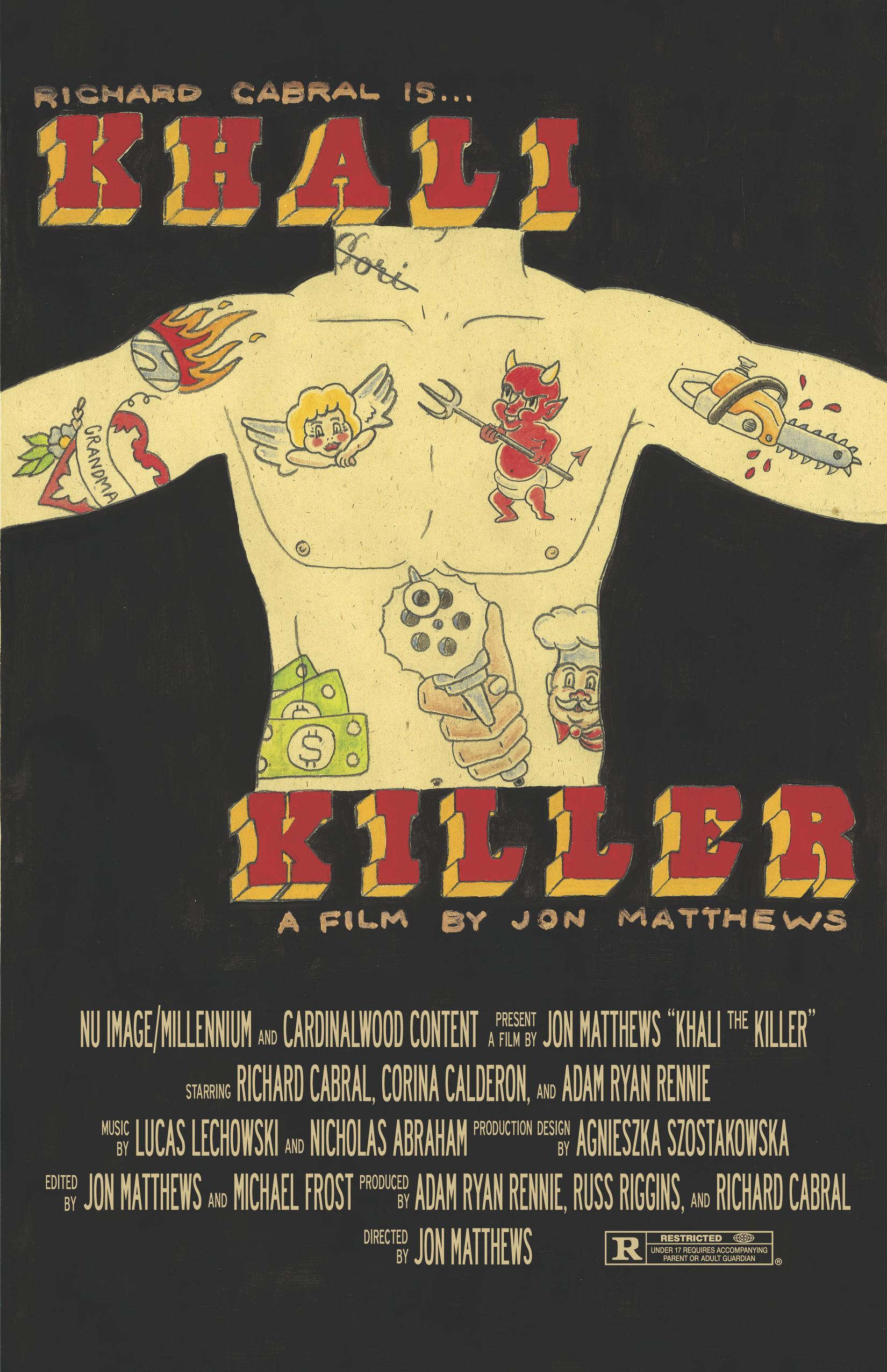 Khali the Killer (2017) BluRay 720p