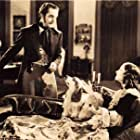 Fredric March and Norma Shearer in The Barretts of Wimpole Street (1934)