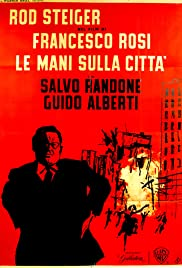 Le mani sulla città (1963) Poster - Movie Forum, Cast, Reviews