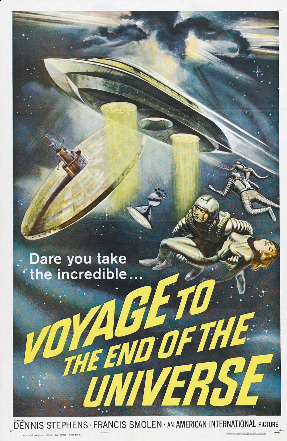 Voyage To The End Of The Universe 1963 Imdb