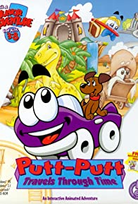 Primary photo for Putt-Putt Travels Through Time