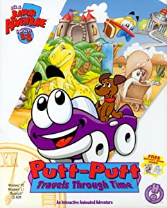 Hollywood movie mkv download Putt-Putt Travels Through Time by Ron Gilbert [640x352]