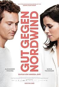 Nora Tschirner and Alexander Fehling in Gut gegen Nordwind (2019)