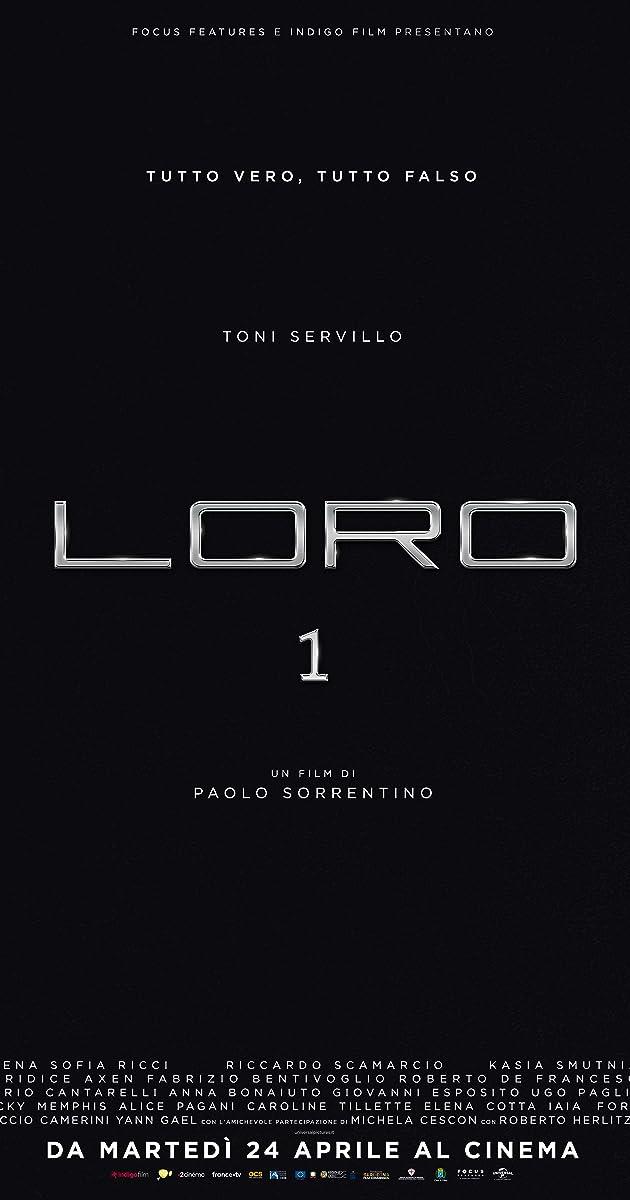 Loro 1 (2018) - IMDb