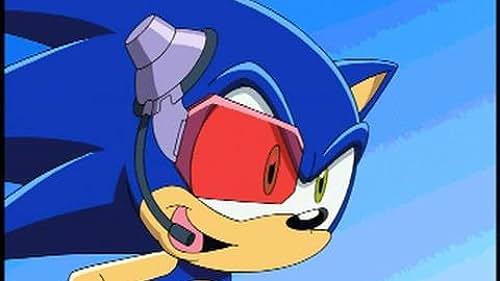 Sonic X: A super Sonic Hero