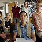 Catherine Dent, John Ennis, Ellary Porterfield, Johanna Braddy, Josh Blaylock, and Jimmy Wong in Video Game High School (2012)