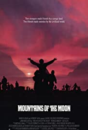 Mountains of the Moon (1990) Poster - Movie Forum, Cast, Reviews