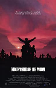 Watching computer movies Mountains of the Moon by Bob Rafelson [1280x544]