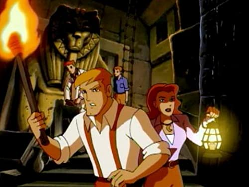 The Mummy Animated: Quest For The Lost Scrolls