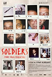 Soldiers. Story from Ferentari Poster