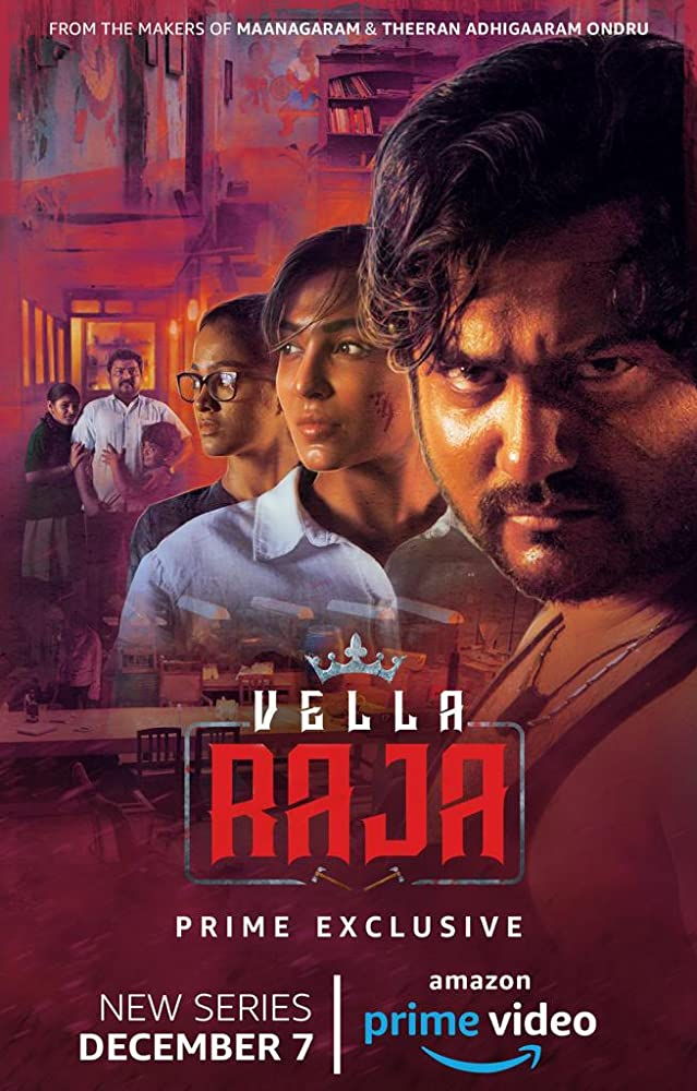 Vella Raja (2018) Hindi S01 All Episode 720p HDRip x264 ESubs