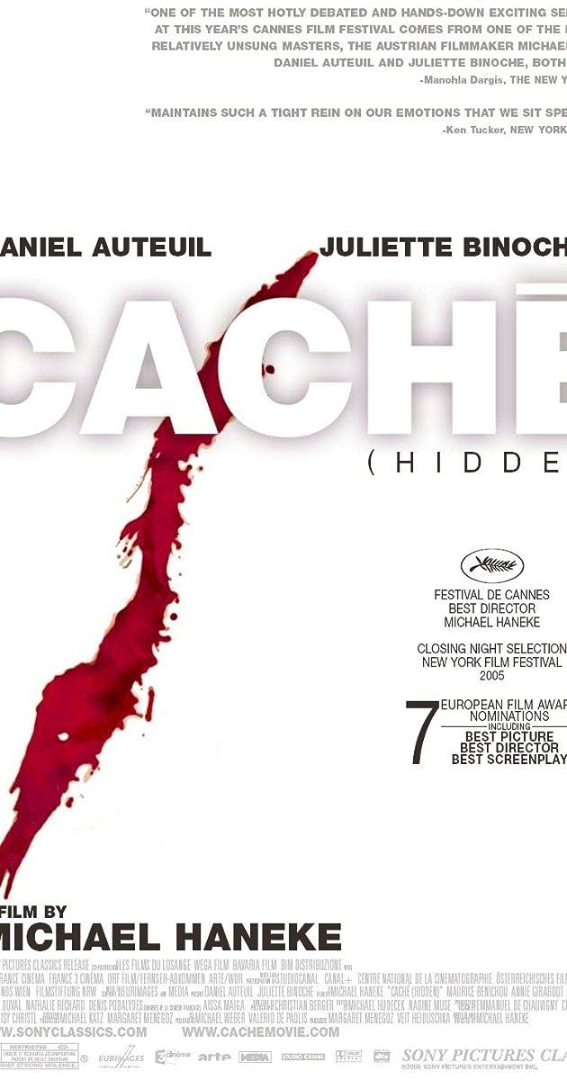 Subtitle of Caché
