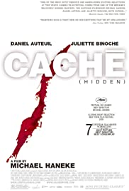 Caché Poster
