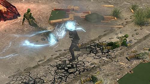 Marvel Heroes Omega: Black Bolt