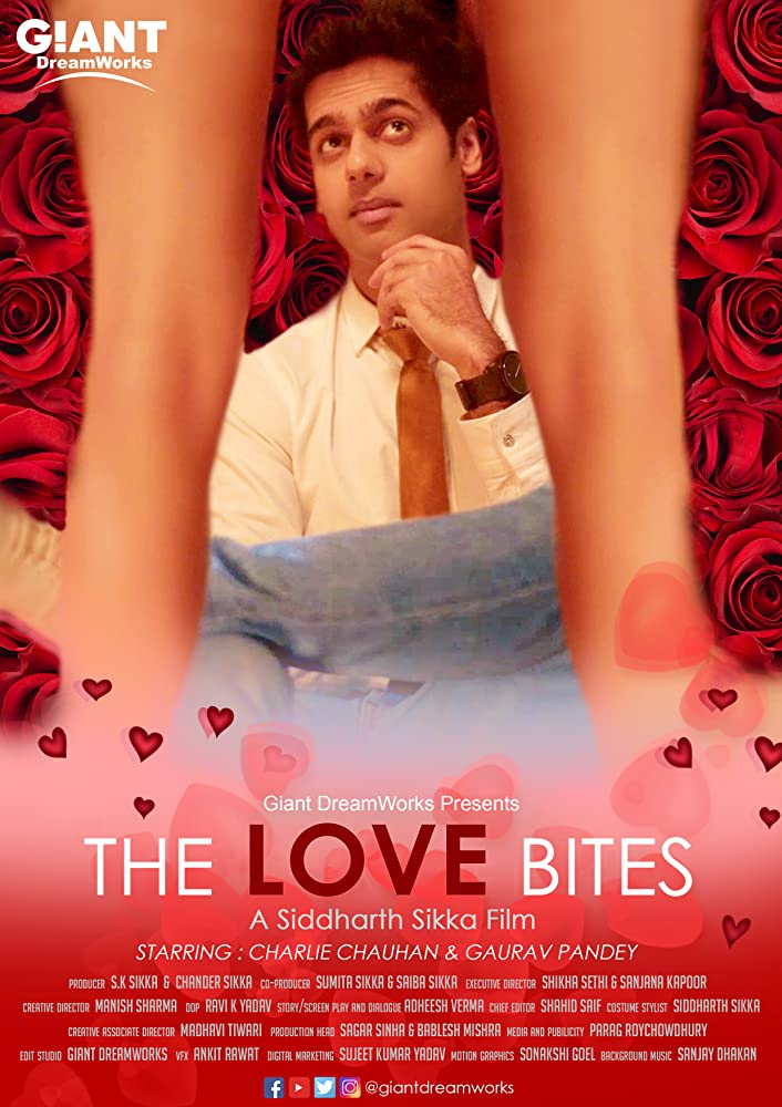 18+ Love Bites (2018) Hindi 720p HDRip 750MB ESubs