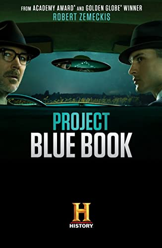 "Проект ""Синяя книга"" / Project Blue Book [Сезон: 1] (2019) WEB-DL 1080p   LostFilm"