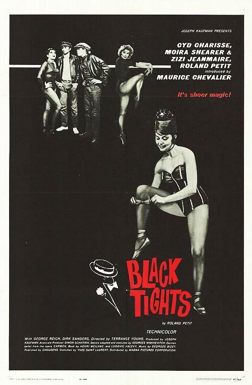 1-2-3-4 ou Les collants noirs (1961)