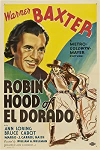Movie downloads mp4 free Robin Hood of El Dorado USA [HDRip]