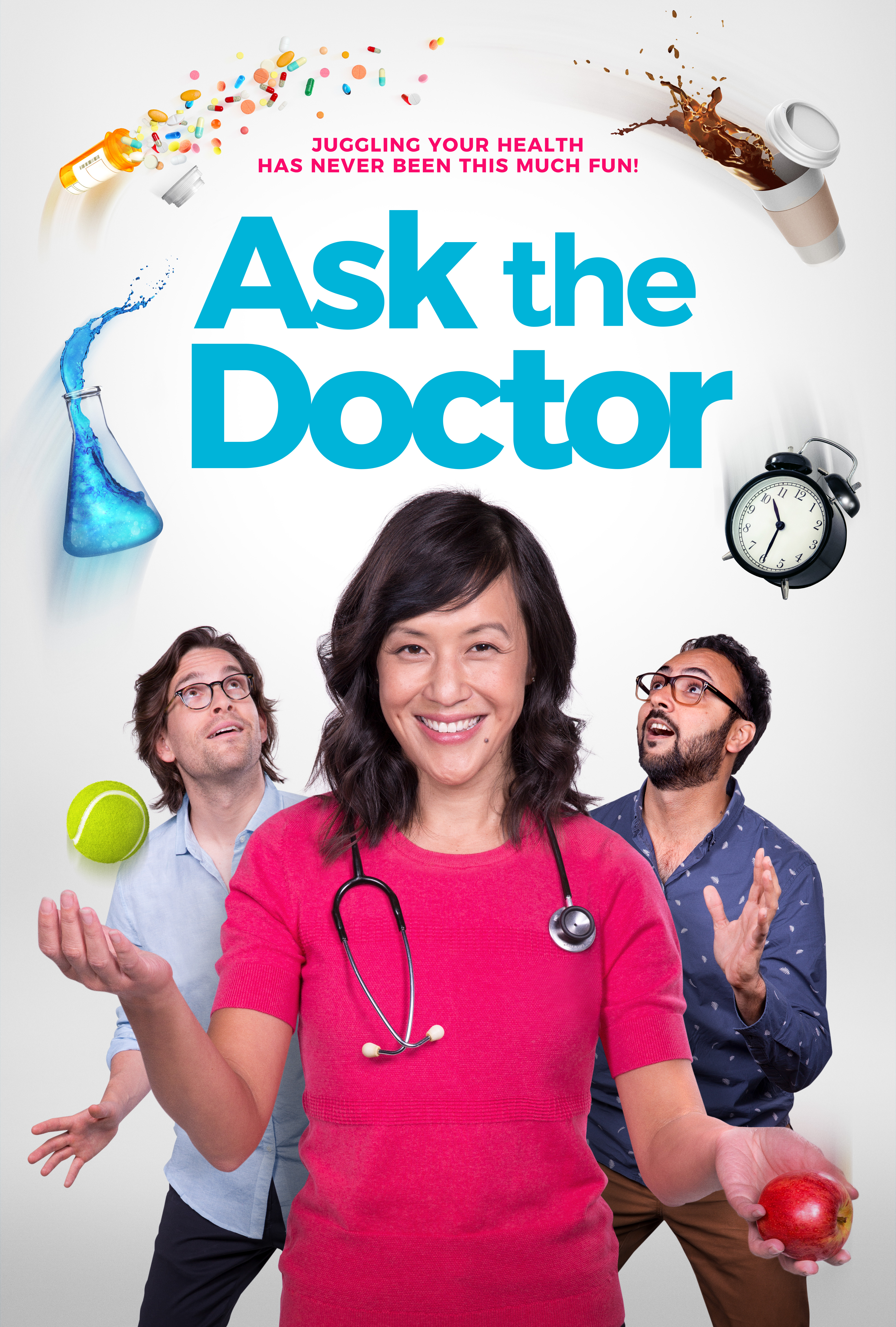 Ask A Doctor >> Ask The Doctor Tv Series 2017 Imdb