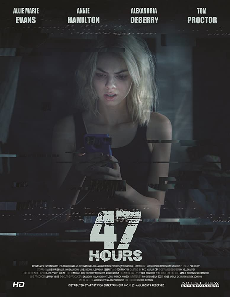 فيلم 47 Hours to Live 2019 مترجم