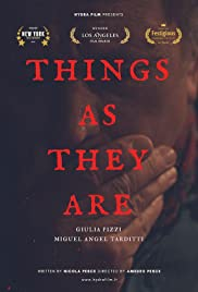 Things as They Are Poster