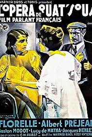 L'opéra de quat'sous (1933) Poster - Movie Forum, Cast, Reviews